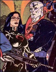 Destro e la Baronessa