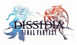 Il logo di Final Fantasy Dissidia per PSP, la cui uscita è prevista per Settembre 2009