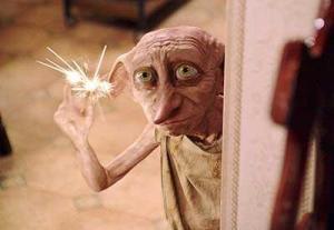 Dobby, l'elfo domestico