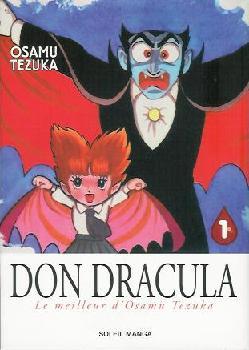 Don Dracula di Osamu Tezuka