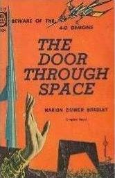 Il primo romanzo della Bradley, pubblicato nel 1961