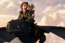 Un'immagine di Dragon Trainer