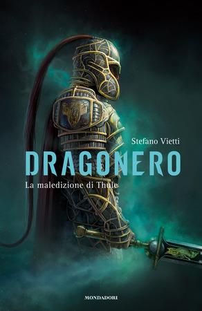 Dragonero - Copertina di Andrea Tentori Montalto