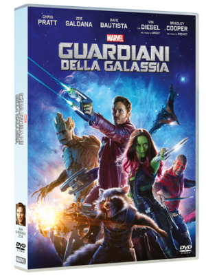 Guardiani della Galassia - DVD