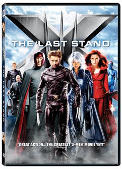 La cover del DVD americano