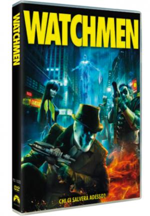 Il DVD Pack di Watchmen