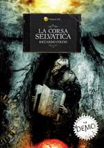 La copertina di La Corsa Selvatica, di Riccardo Coltri