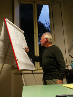 Terry Brooks a Lucca Educational 2011