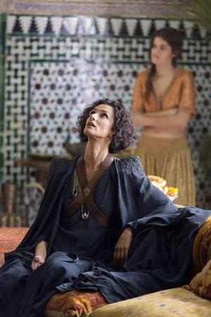 Indira Varma interpreta Ellaria Sand