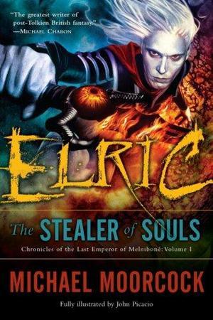 Il primo volume del ciclo di Elric di Meniboné