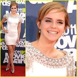 Emma Watson agli Mtv Movie Awards
