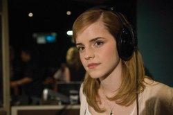 Emma Watson alle prese con il doppiaggio