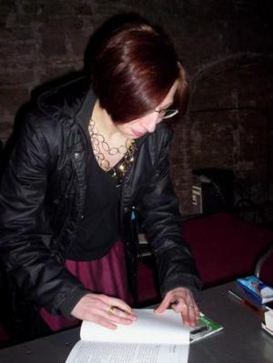 Antonia Romagnoli, al Fantasio Festival 2008