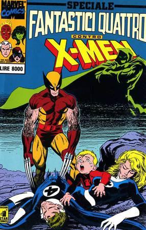 Fantastici Quattro contro X-Men