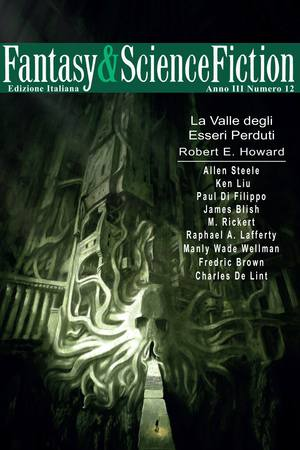 Fantasy & Science Fiction 12