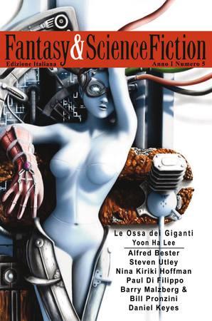 Fantasy & Science Fiction 5