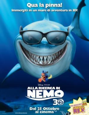 La locandina di Nemo 3D