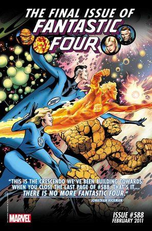 La misteriosa cover di FQ 588