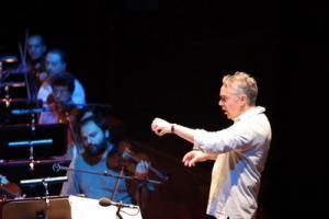 Howard Shore dirige la Sinfonia dell'Anello - Foto di Massimiliano Chianese
