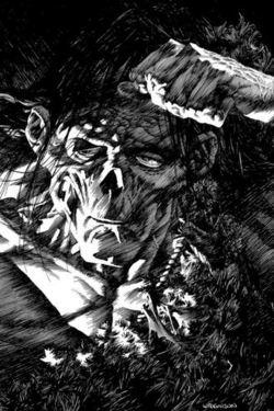 Frankenstein illustrato da Bernie Wrightson