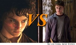 Frodo Baggins vs Harry Potter
