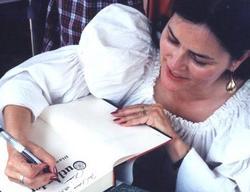 L'autrice, Diana Gabaldon