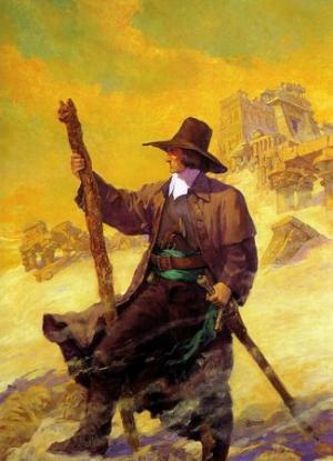 Solomon Kane visto da Gary Gianni