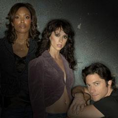 Andrea, Melinda e Jim