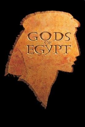 Gods of Egypt - Teaser Poster