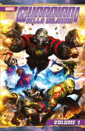 Guardiani della Galassia: Marvel Monster Comic