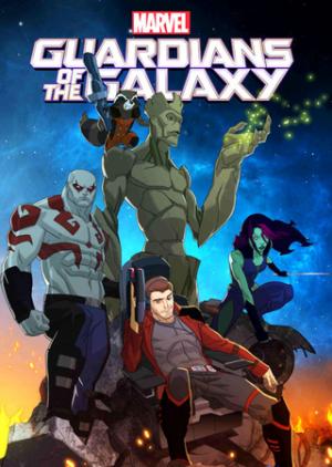 La prima immagine promozionale della serie animata