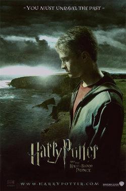 Uno dei poster di Harry Potter e il Principe Mezzosangue
