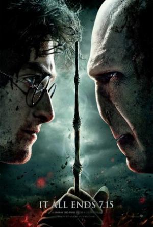 Harry Potter e i Doni della Morte Parte II, un poster