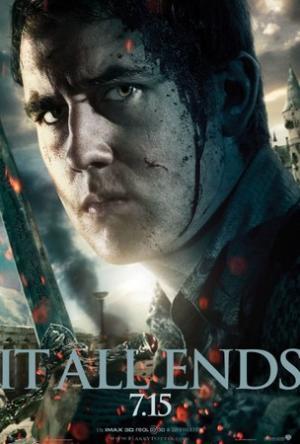 Matt Lewis/Neville Paciock in Harry Potter e i Doni della Morte - Parte II