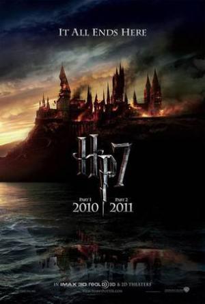 teaser poster di Harry Potter e i doni della morte