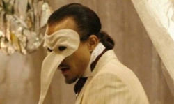 Heath Ledger in una delle scene tratte da The Imaginarium of Doctor Parnassus