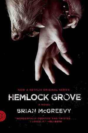 Il poster di Hemlock Grove