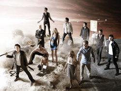 Il cast di Heroes