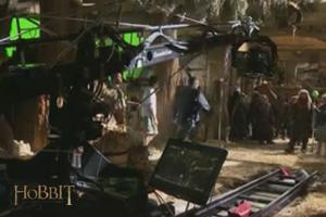 The Hobbit: making of