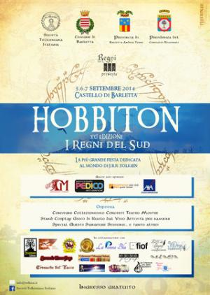 Locandina Hobbiton 2014