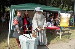 Una foto della Hobbiton 2008 (fonte www.sentieritolkeniani.it)