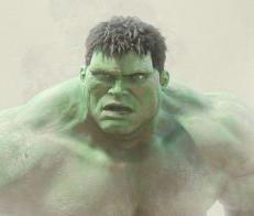Il 'vecchio' Hulk
