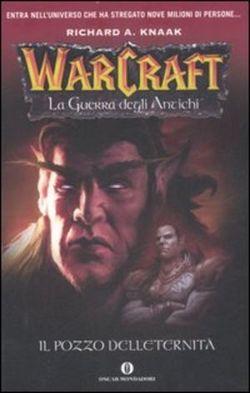 """La copertina della versione Oscar di """"Warcraft: Il pozzo dell'eternità"""""""