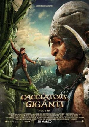 Il cacciatore di giganti, il poster italiano