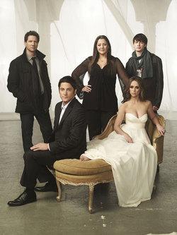 Il cast di Ghost Whisperer