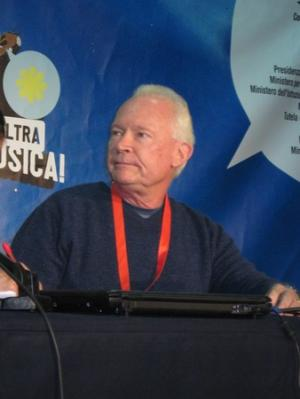 Terry Brooks a Lucca Games 2010