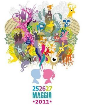 Il logo di Immaginaria Sanremo