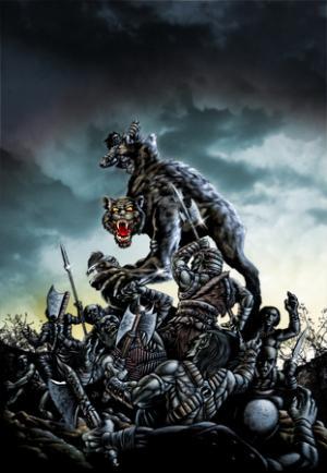 La copertina di Maurizio Campidelli