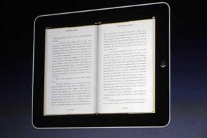L'Apple iPad