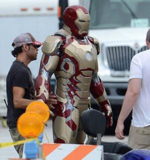 Iron Man: nuova armatura